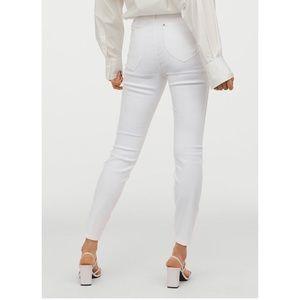 H&M White pants 🤍🌙⭐️